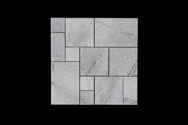 White C -  M01 Mosaic POL