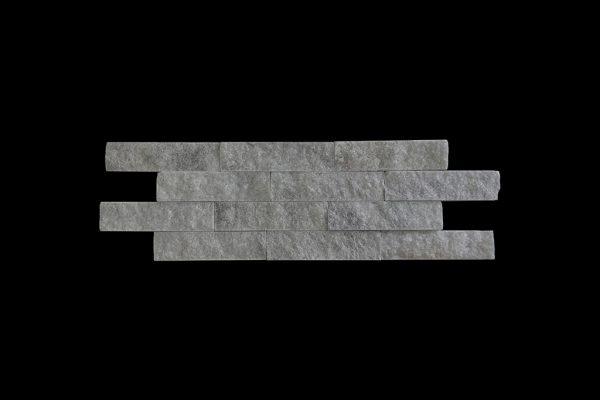White Crystalline Marmo Type Standart size 5x20x2.5 cm