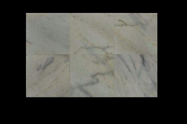 White Crystalline Sakura Hijau 60x60x2cm