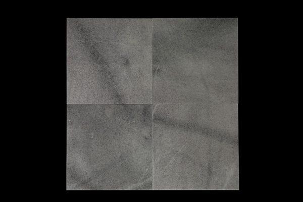 White Crystalline Tiles 30.5x30.5x1 cm Honed