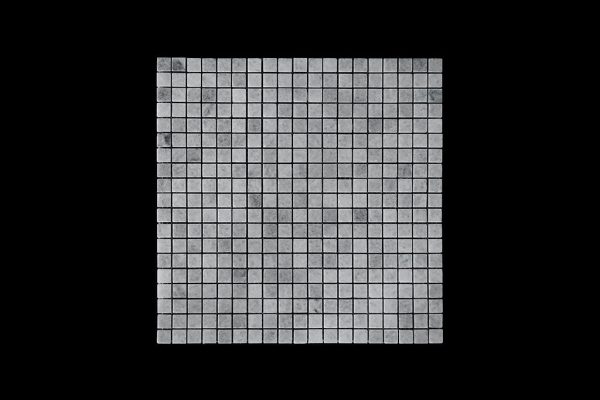 White C - Country Side Mosaic - DK049 POL