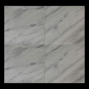 White Crystalline 60x60x2cm CHM SAM Polished