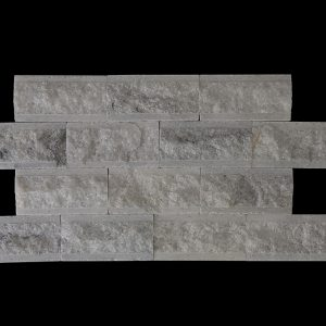 White Crystalline Marmo Type L2 size 10x20x2.5 cm