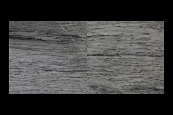 White Crystalline Tiles 30x60x2cm Urat Kayu Polished