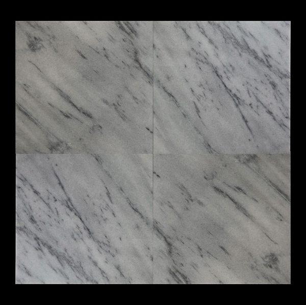 White Crystalline Tiles 60x60x2cm CAM Tutul Polished